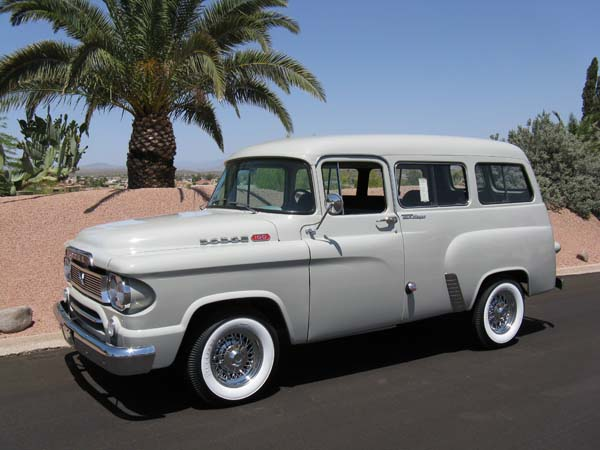 Dodge Club wagon 1960