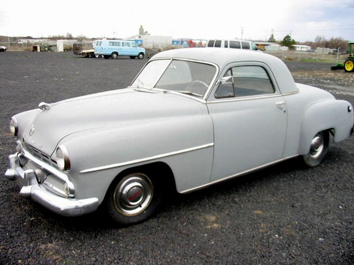 Dodge Business Coupe 1951