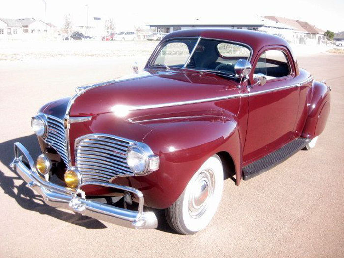 Dodge Business coupe 1941