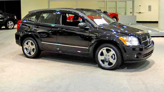 Dodge Caliber R-T Group 2008