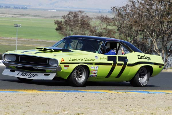 Dodge Challenger 1970 Rt. Dodge Challenger 1970 Trans-AM