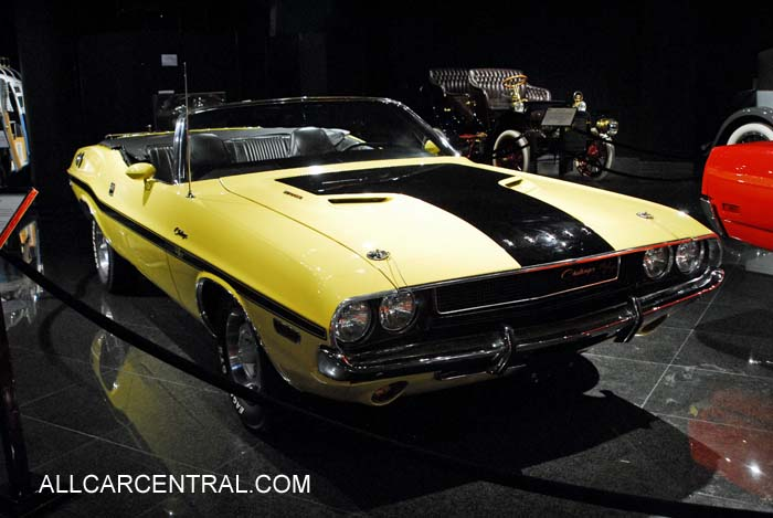 Dodge Challenger Convertible 1970