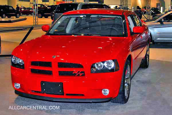 Dodge Charger R-T Group 2007