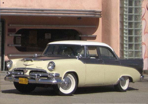 Dodge Custom Royal 4 Door 1956