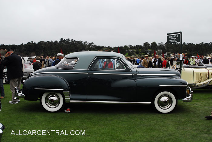 Dodge Derham Club Coupe 1948