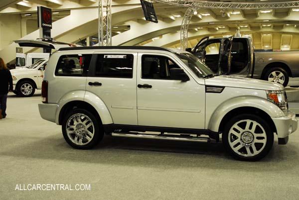 dodge nitro 2008. Dodge Nitro SLT 4X2 2009