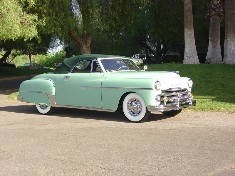Dodge Wayfarer roadster 1950