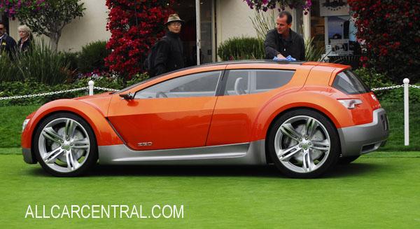 2007 Volvo Caresto V8 Speedster Concept. 2008 Dodge Zeo Concept