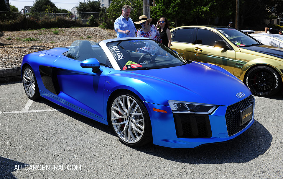 Audi R8 Quattro sn-WUAVACFXXH7904548 2017 Exotics On Cannery Row 2017