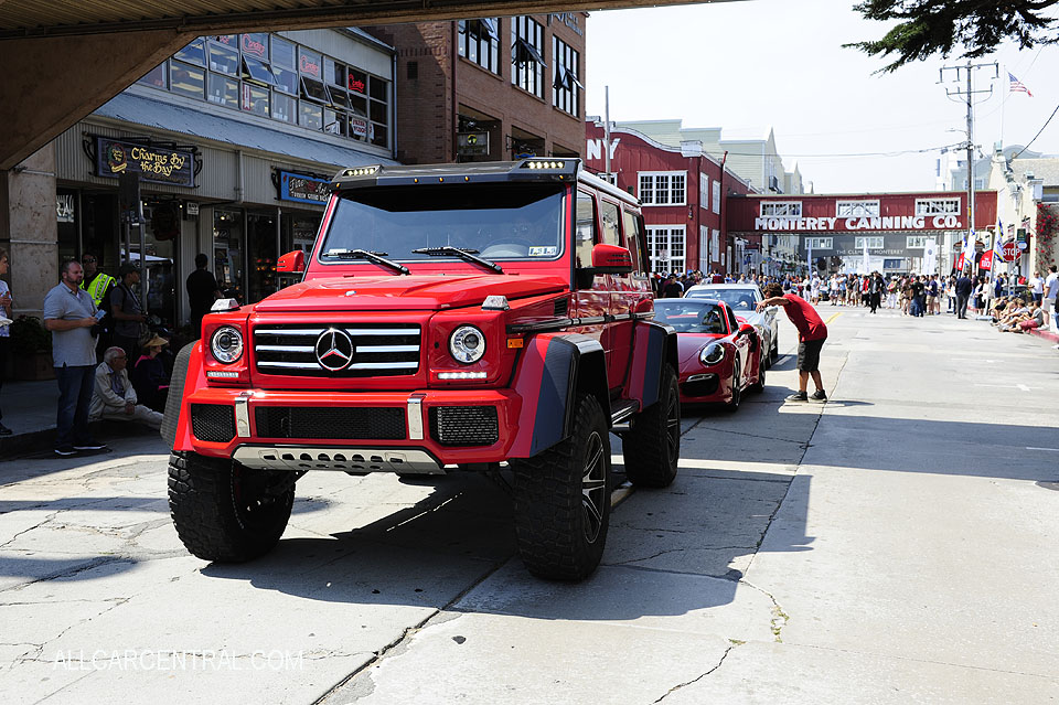 Exotics On Cannery Row 2017