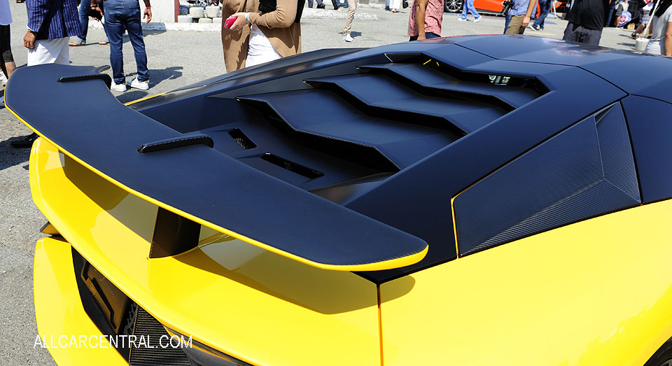 Lamborghini Aventador LP750-4 Superveloce sn-ZHWUF3ZD5GLA04653 2016 Exotics On Cannery Row 2017