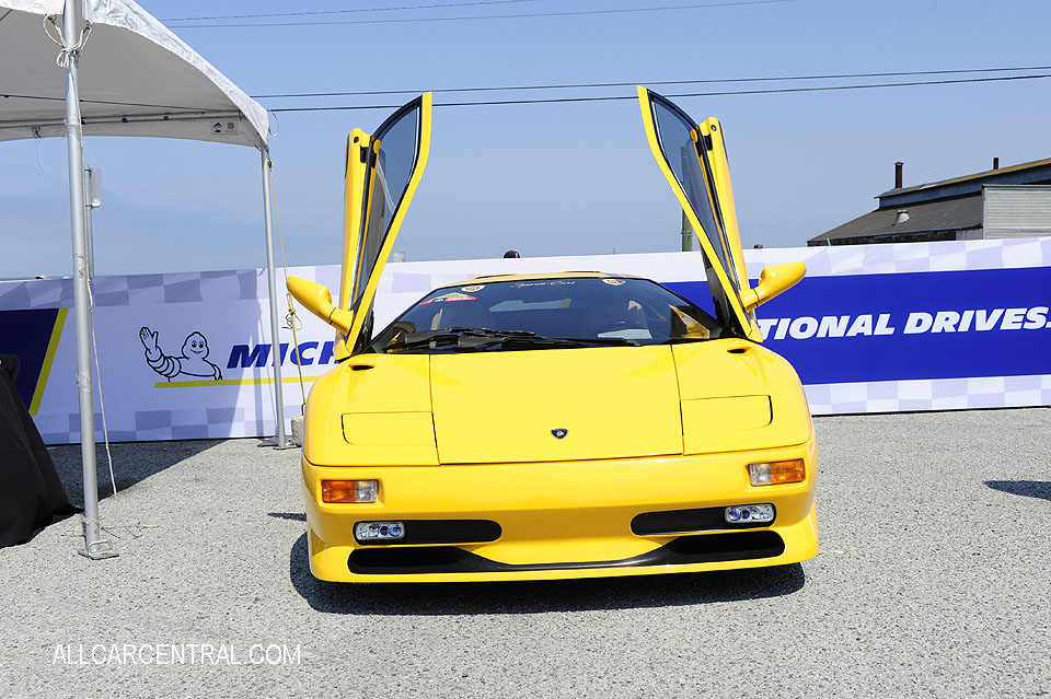 Lamborghini Diablo SV sn-ZA9DU21B9WLA12973 1998 Exotics On Cannery Row 2017