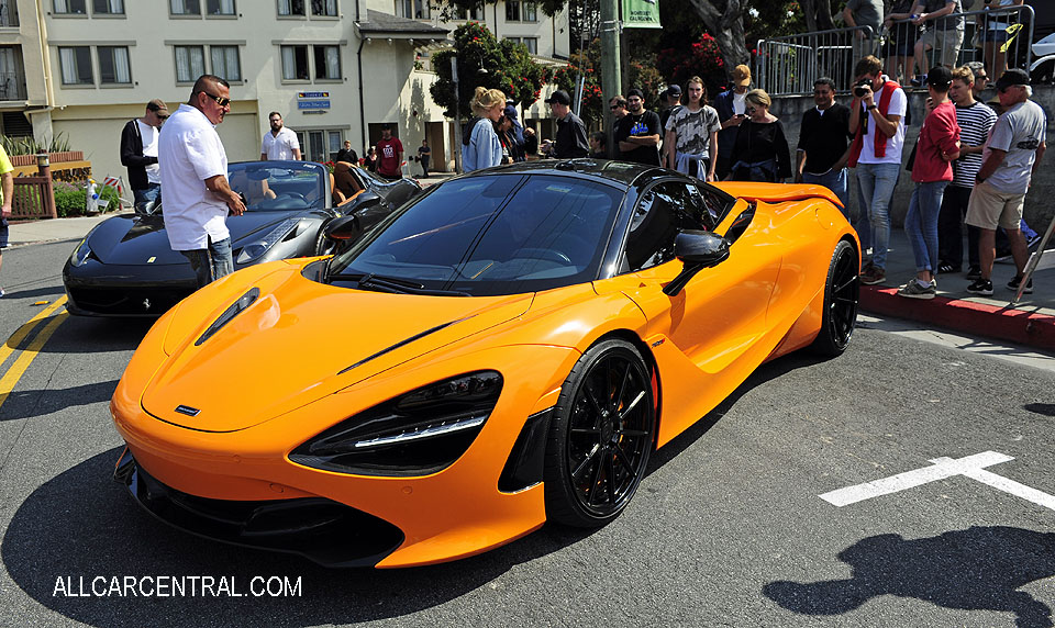 Mclaren 570S sn-SBM14DCA0JW000171 2018 Exotics On Cannery Row 2017