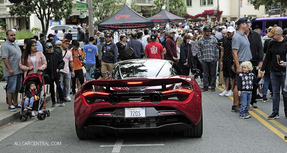 Exotics On Cannery Row 2018