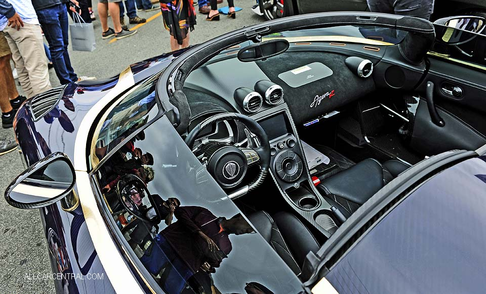 Koenigsegg Agera R sn-YT9JJ1A27EA007103 2014 Exotics On Cannery Row 2018