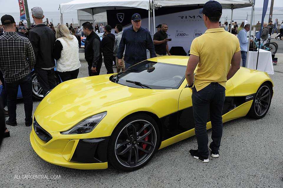 RIMAC Concept One sn-V39110HF7F2AB8004 2014 Exotics On Cannery Row 2018
