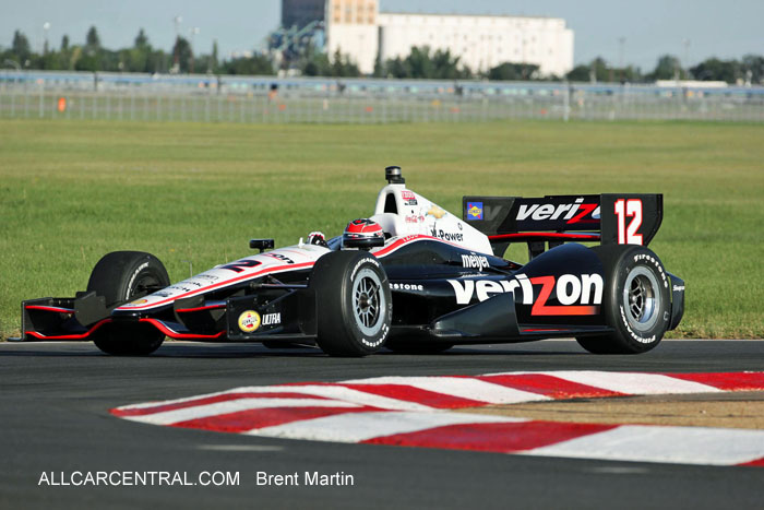 Will Power, Edmonton Indy 2012