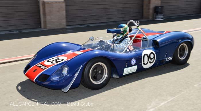 Elva Cars P3