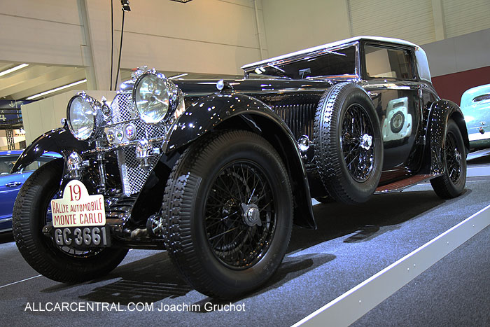 1930 Bentley 6.5 Litre Speed Six Essen Techno Classica 2013