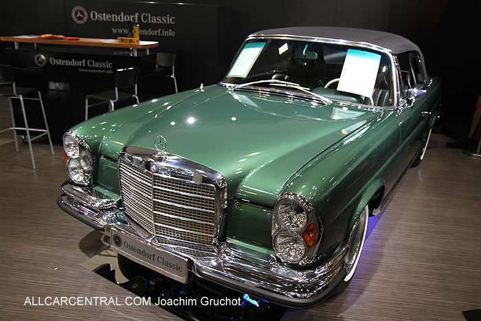 Mercedes-Benz 300 SEL 6.3, 1970 Essen Techno Classica 2013