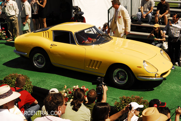 Ferrari 275 GTB/4 1967 2nd Place