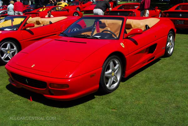 1999 Ferrari 355 F1 Spider submited images | Pic 2 Fly
