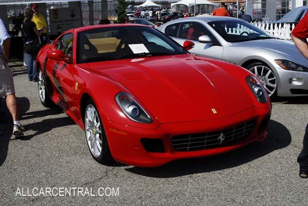 Ferrari 599 Gtb Fiorano F1. Ferrari 599GTB F1 Fiorano