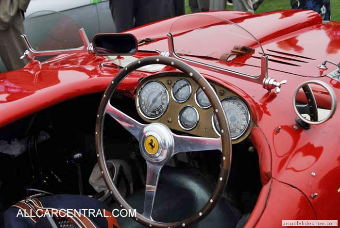 Ferrari 375 MM Pinin Farina Spyder sn-0382AM 1953 PBC0686 Pebble Beach 2010