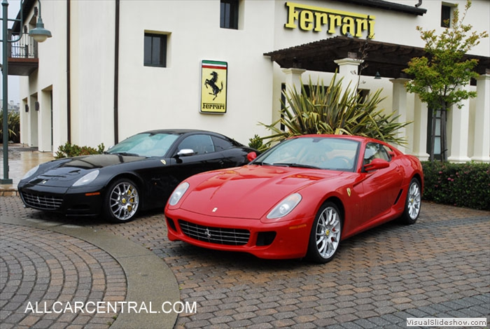 Ferrari 599 GTB sn-164285 2009 AFM0002 Mill Valley Dealer 2009