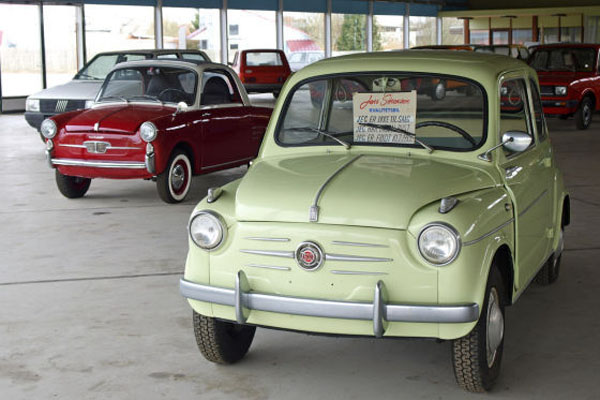 Fiat Photographs And Fiat Technical Data