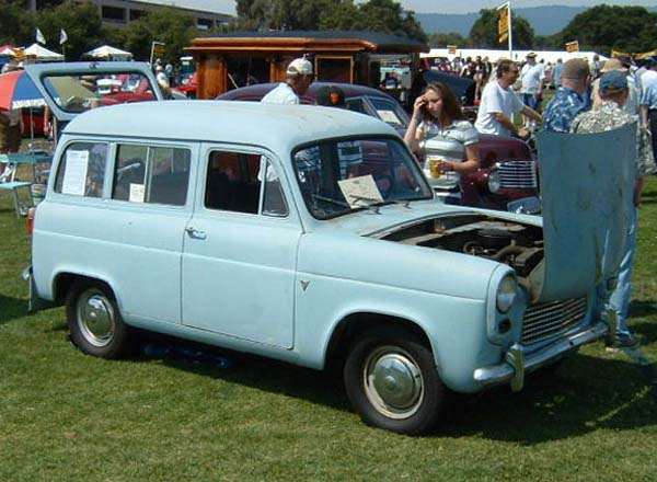 Ford Anglia Estate 1959