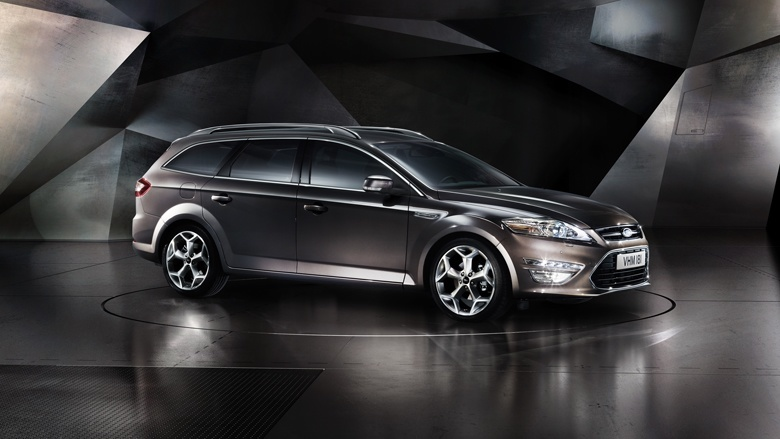 Ford Mondeo Estate 2012