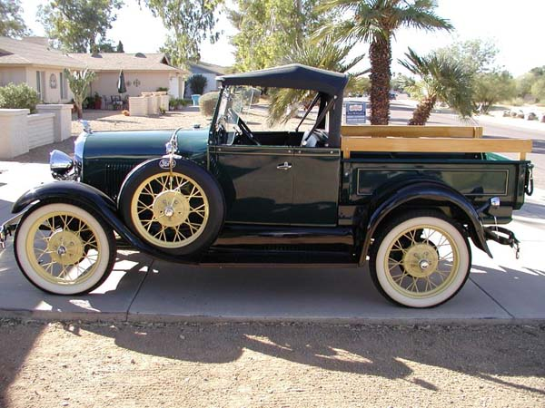 Ford  Model A pickup 1929