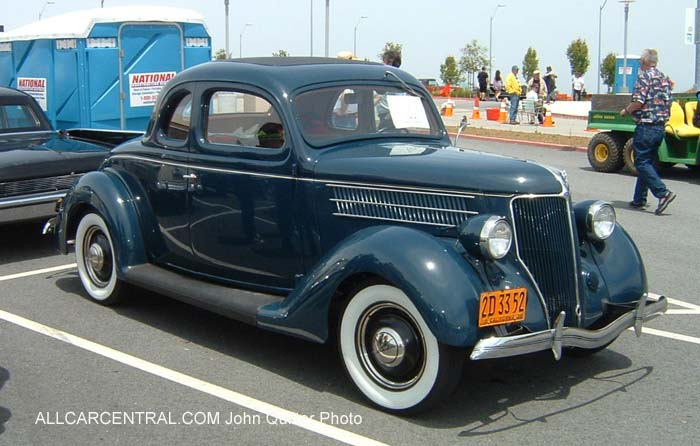 Ford 5 window 1936
