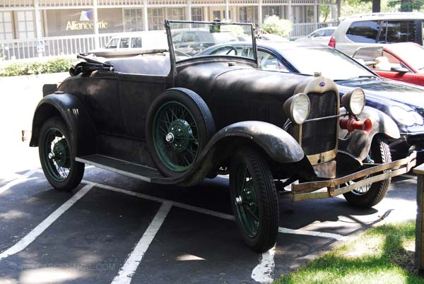 Ford Model A Roadster 1929