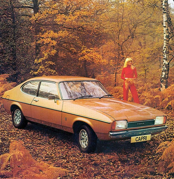 1000+ Images About Ford Capri On Pinterest