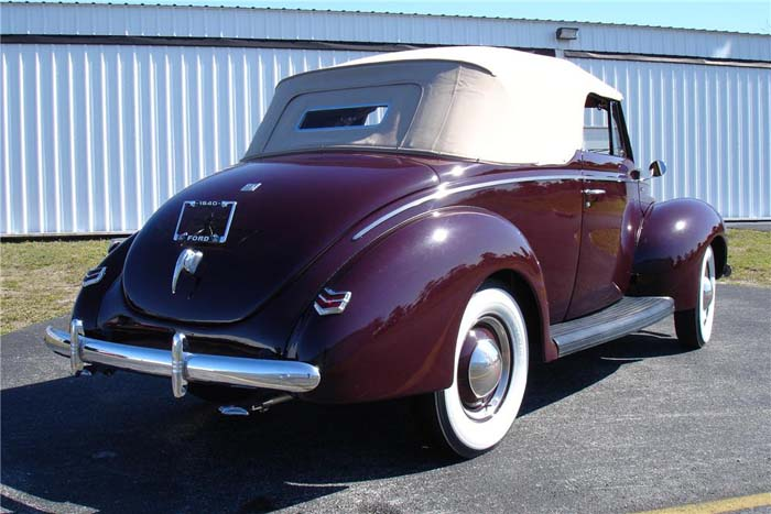 Ford Convertible 1940
