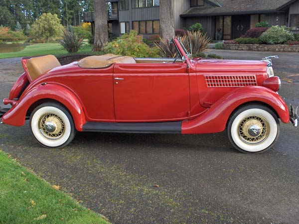 Ford Cabriolet 1935