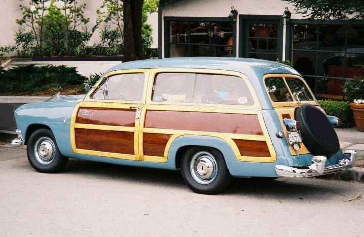 Ford Country Squire 1951