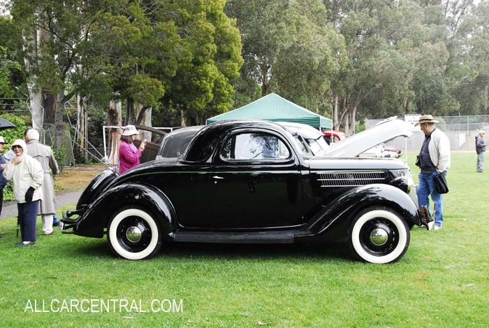 Ford Deluxe Coupe 1936