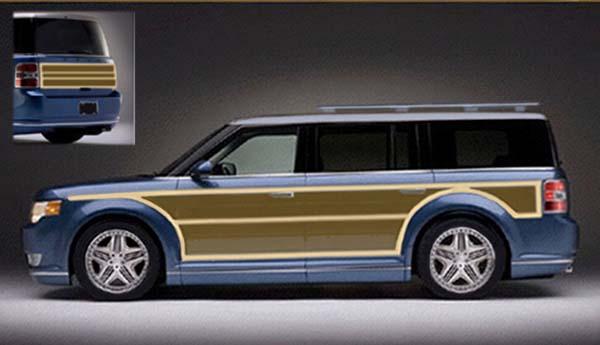 Ford Flex Squire Concept 2009