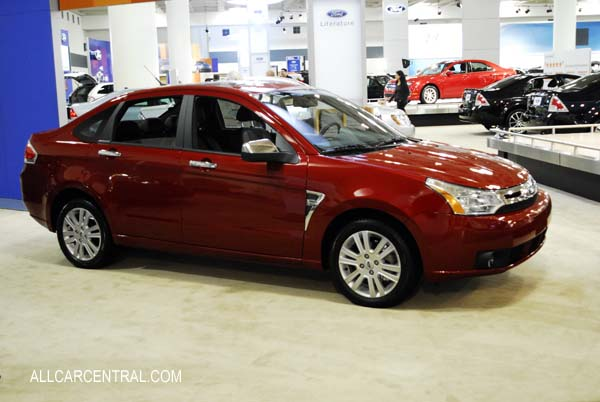 2009 Ford photog...2009 Ford Focus Sel Specs