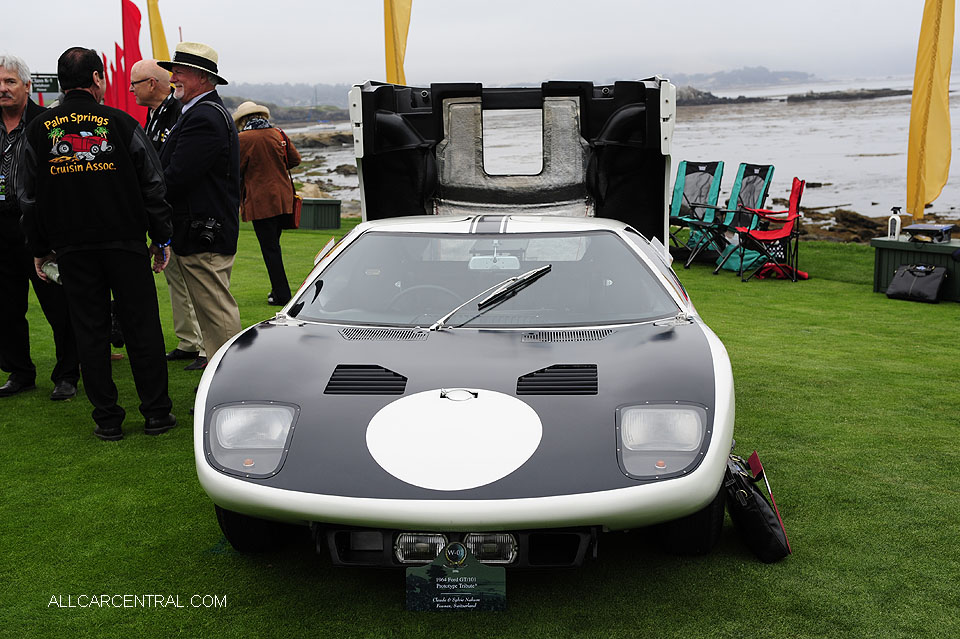 Ford GT-101 Prototype Tribute 1964 Pebble Beach Concours d'Elegance