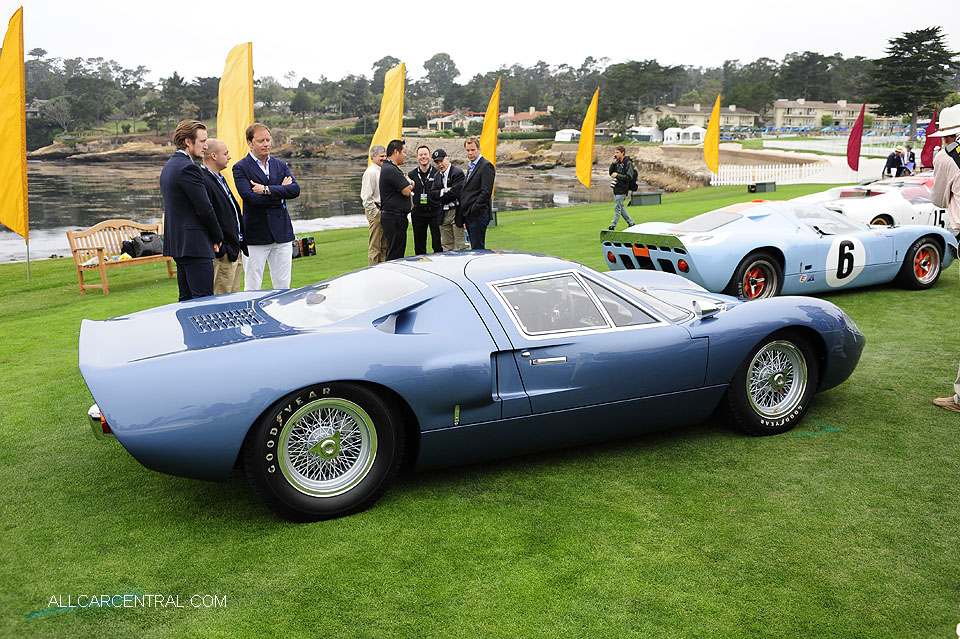 Ford GT40 M3-1101 Mark III 1967 Pebble Beach Concours d'Elegance