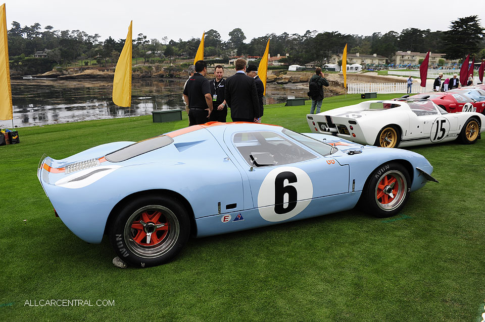 Ford Mirage M1 Continuation 1967 Pebble Beach Concours d'Elegance