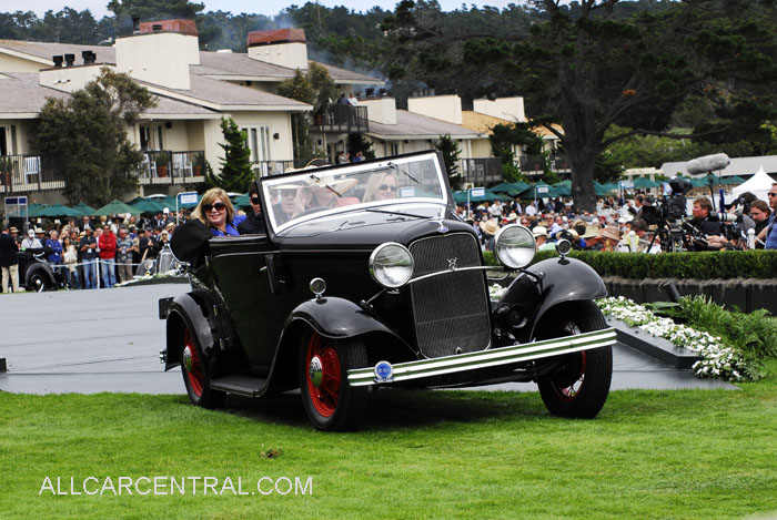 Ford Model 18 Carlton Cabriolet 1932 3rd