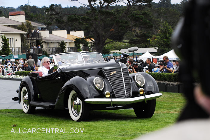 Ford Model 78 Darrin Convertible 1937