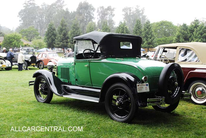 Ford Model A Standard Roadster 1929