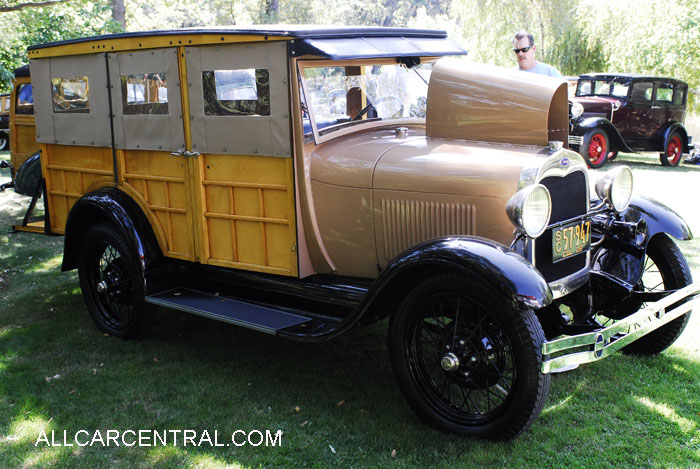 Ford Model A Station Wagon 1928
