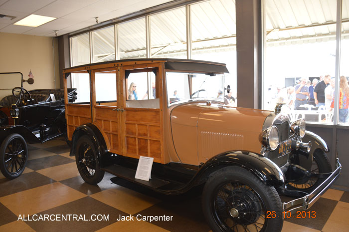 Ford Model A Type 150-A Depot Hack Wagon 1929